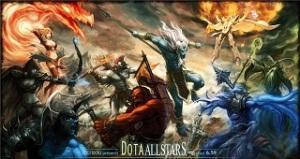 Dota Allstars